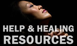 Help and Healing Resources